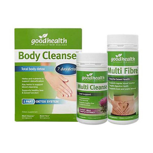 Body Cleanse Total Body Detox