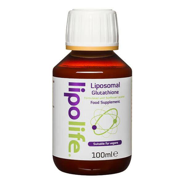 Liposomal Glutathione-Sunflower