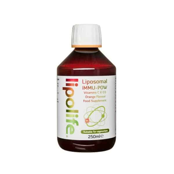 Liposomal Immu-Pow C/D3