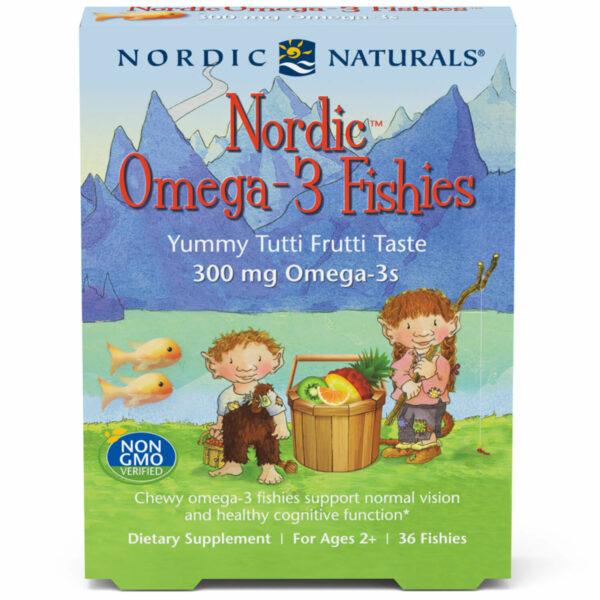 Nordic Omega 3 Fishies