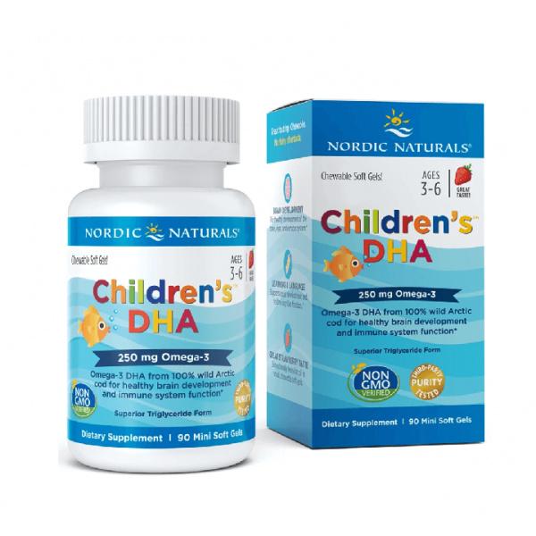 Children's DHA Chews