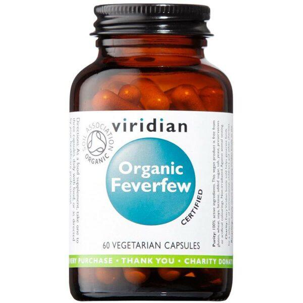 Organic Feverfew