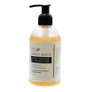 Liquid Hand Wash – Sweet Orange & Lemon Grass