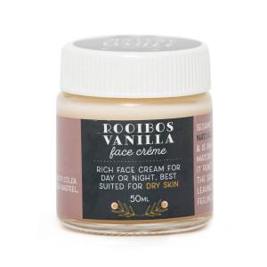 Mature Range Rooibos Vanilla Face Crème