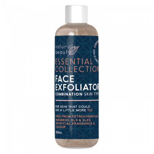 Essential Collection Face Exfoliator