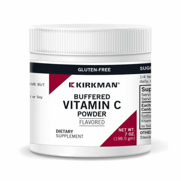 Buffered Vitamin C – Flavoured