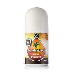 Sandalwood natural roll-on Deodorant