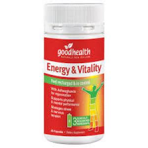 Energy & Vitality