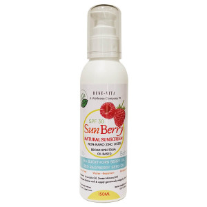 SunBerry Natural Sunscreen – Baby