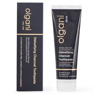 Toothpaste Detoxifying Charcoal