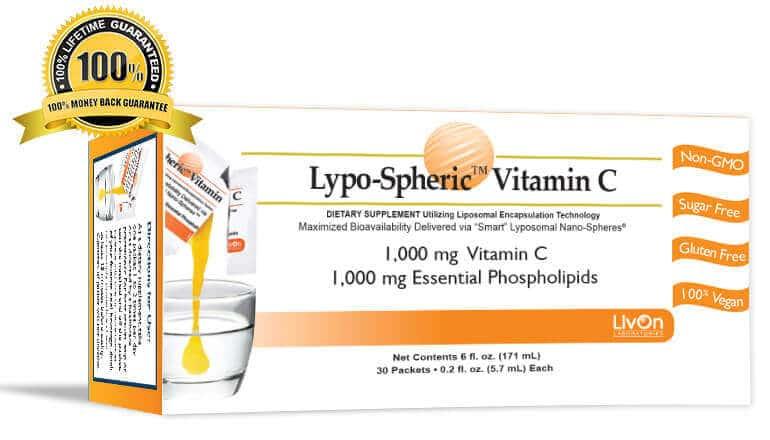 Lypo-Spheric™ Vitamin C