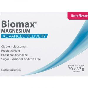 Biomax Magnesium- Berry flavour
