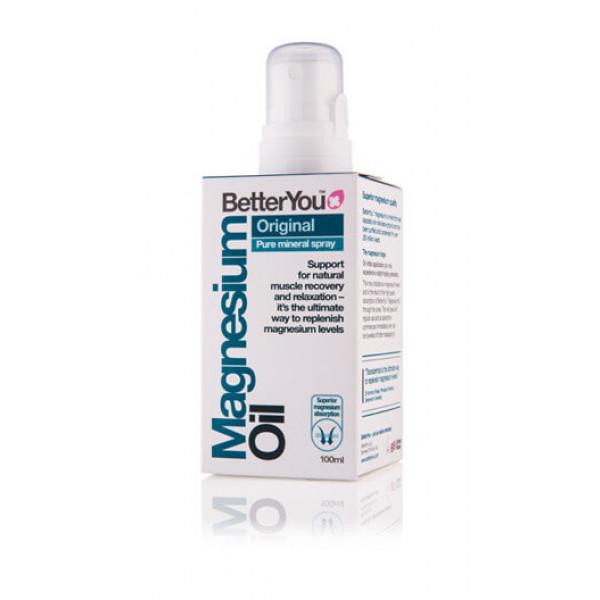 MagnesiumOil Original Spray