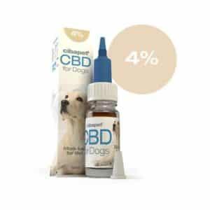 4% CBD Oil For Dogs