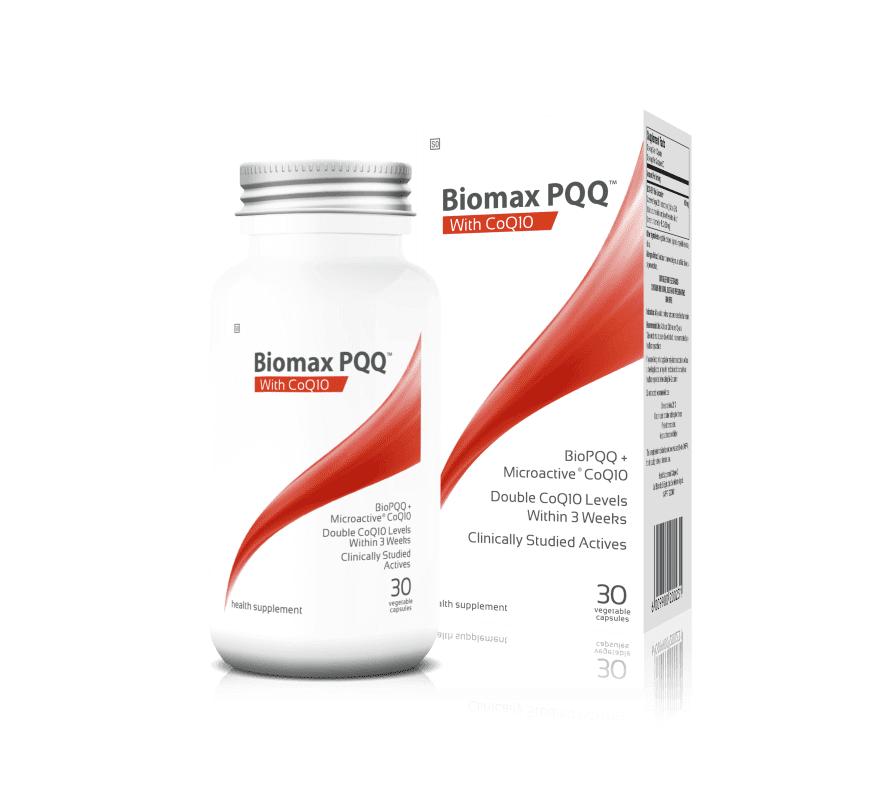 Biomax PQQ with CoQ10