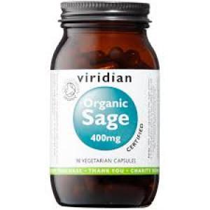 Organic Sage 400mg