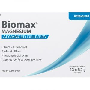 Biomax Magnesium – unflavoured