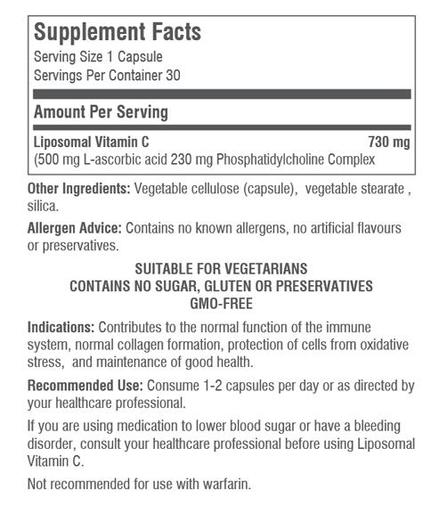 Coyne Liposomal Vitamin C