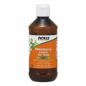 Elderberry Liquid for Kids