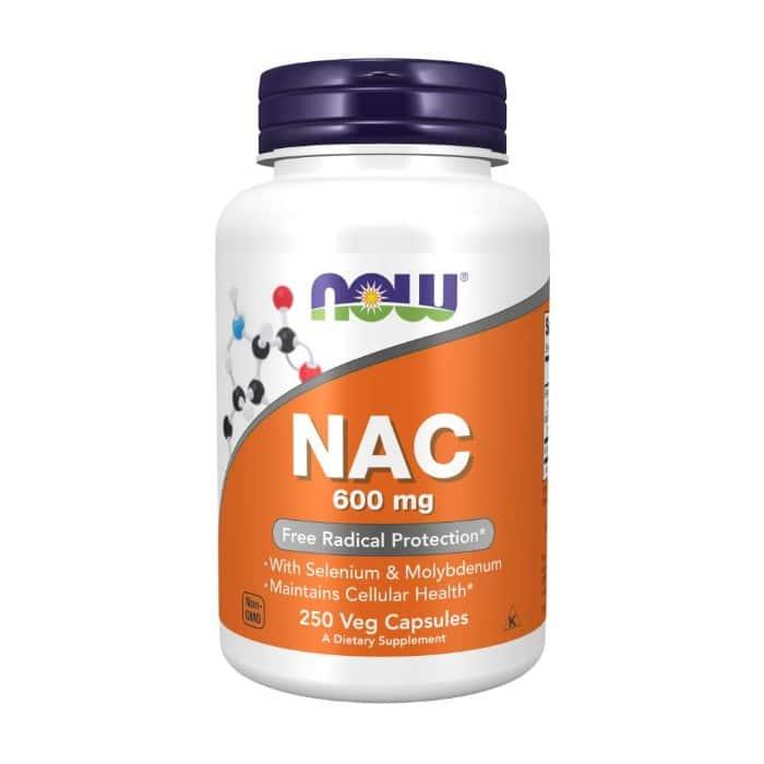 NAC N-acetyl cysteine 600 mg