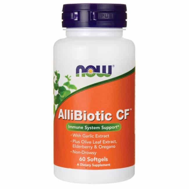 AlliBiotic CF™ Softgels