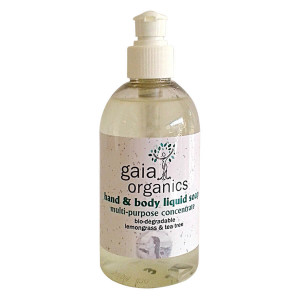 Hand and Body Liquid Soap