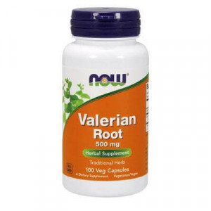 Valerian Root 500 mg Capsules