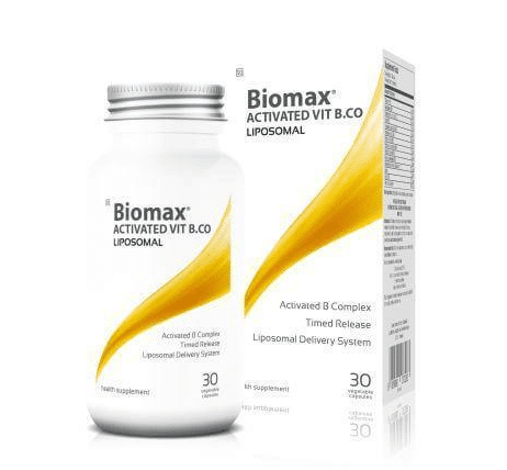 Biomax Activated Vit B Complex