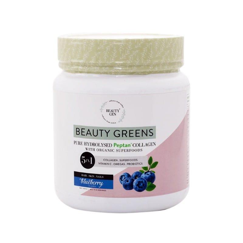 Beauty Greens Blueberry