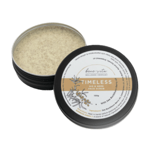 Timeless His and Hers Face Scrub
