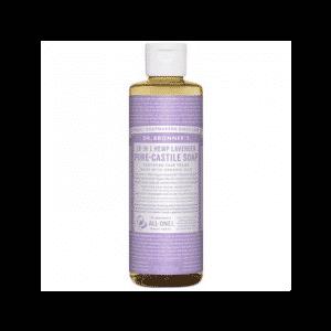 18 in 1 Hemp – Lavender Pure Castile Soap Liquid