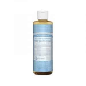 18 in 1 Hemp – Baby Unscented Castile Soap Liquid
