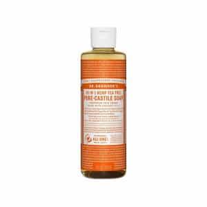 18 in 1 Hemp – Tea Tree Castile Soap Liquid