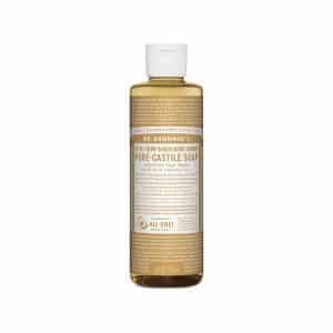 18 in 1 Hemp – Sandalwood Jasmine Castile Soap Liquid