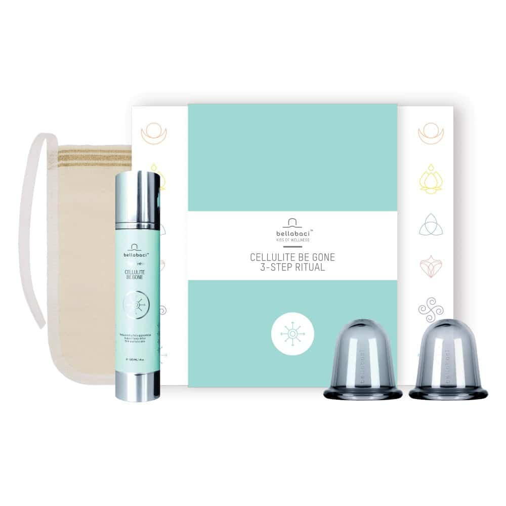 Kit Cellulite Be Gone 3 – Step Body Ritual