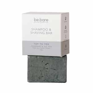 Shampoo & Shaving Bar – Top To Toe