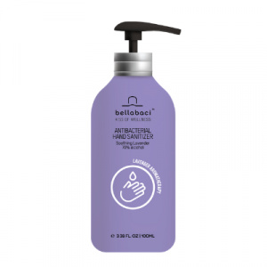 Antibacterial Hand Sanitizer –  Soothing Lavender