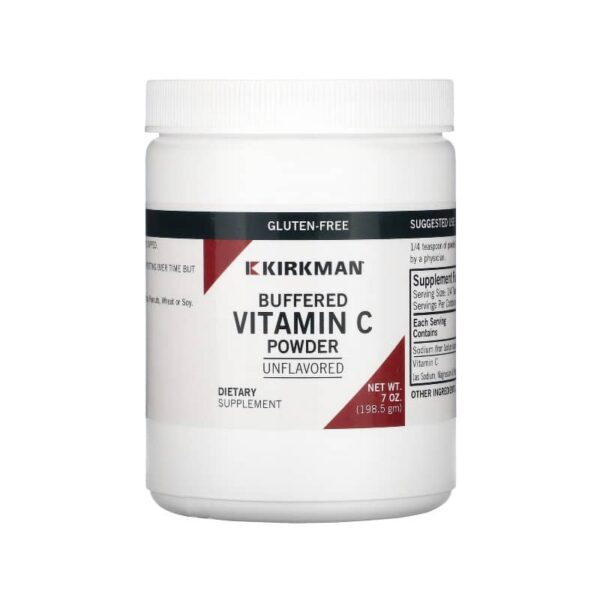 Buffered Vitamin C – Unflavoured