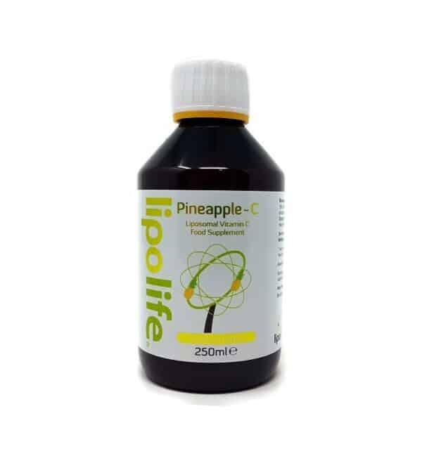 Liposomal Vitamin C – Pineapple C