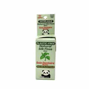 Silk Dental Floss – Mint
