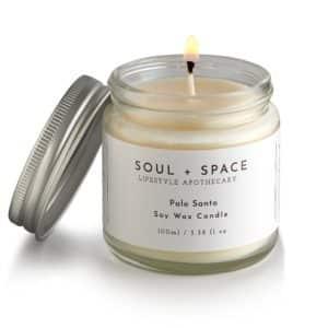Palo Santo Soy Wax Candle