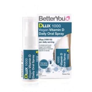 DLux 1000 Vegan Oral Spray
