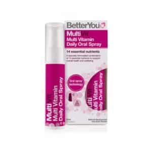 Multi Vitamin Daily Oral Spray
