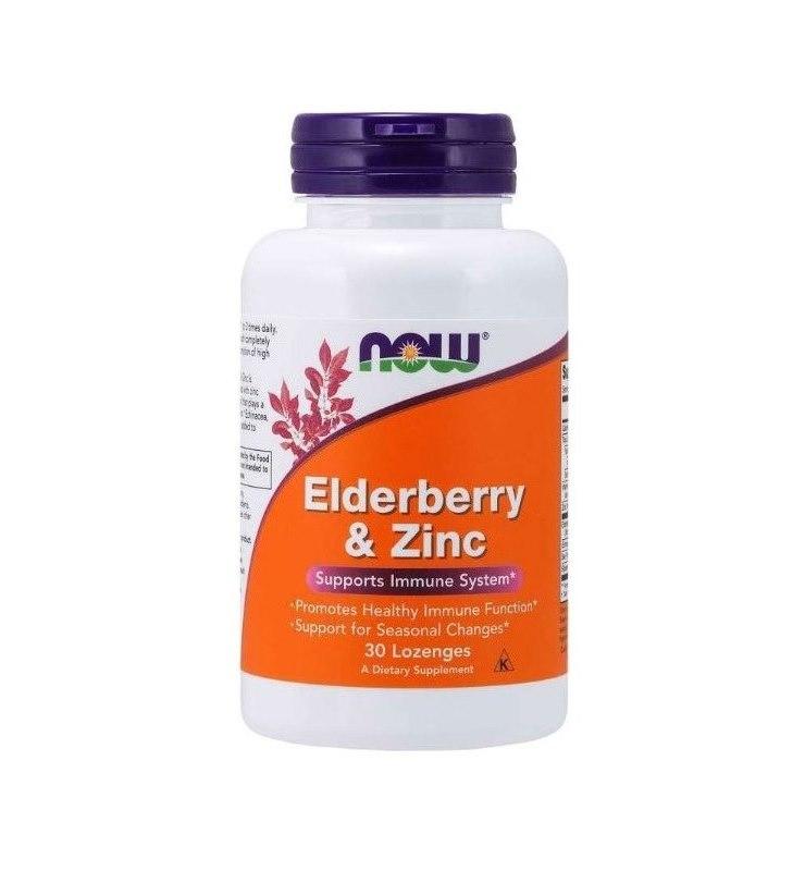 Elderberry & Zinc Lozenges