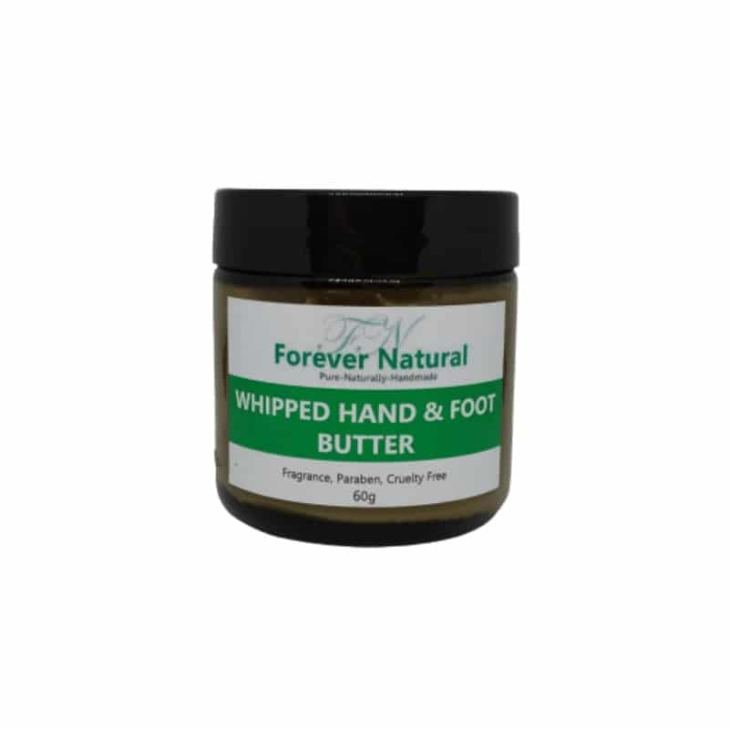 Whipped Hand and Foot Butter