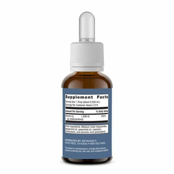 Metakids D3 Liquid