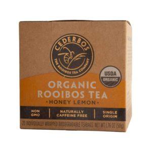 Organic Honey Lemon Rooibos