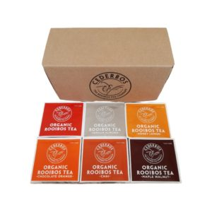 Organic Variety Tea Pack