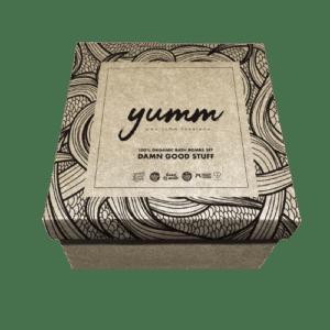 Gift Box – The Naturals Bath Bombs