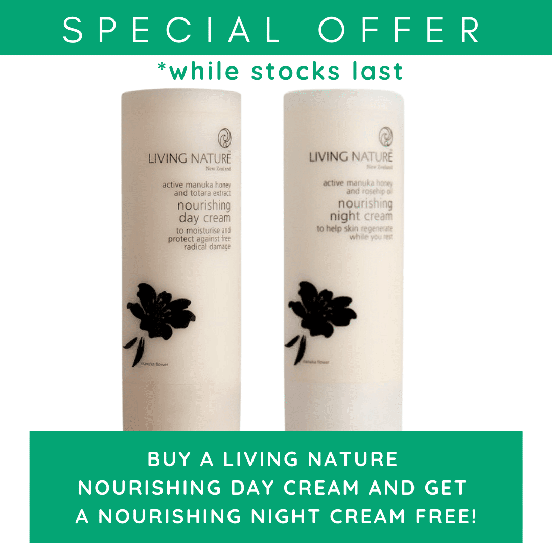 Nourishing Day Cream – Special Offer